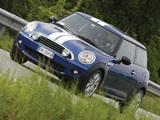 Pictures of Mini Cooper Trigger (R56) 2008