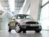 Pictures of Mini E (R56) 2009–14