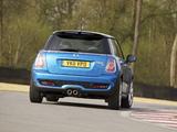 Pictures of Mini Cooper SD UK-spec (R56) 2011–14