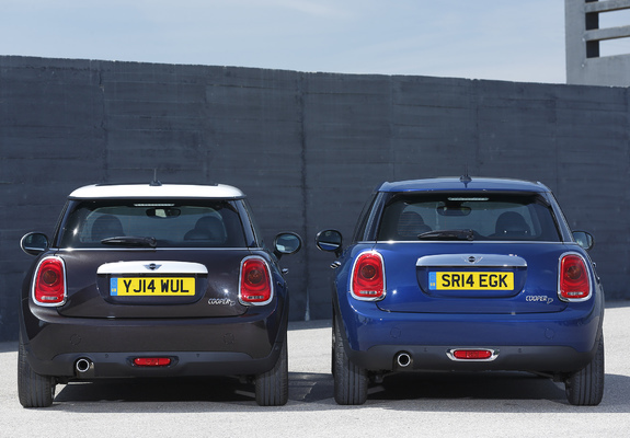 Pictures Of Mini Cooper D F56 2014
