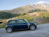 Wallpapers of Mini Cooper S Checkmate (R53) 2005
