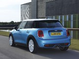 Mini Cooper S 5-door 2014 wallpapers