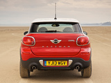Images of MINI Cooper S Paceman UK-spec (R61) 2013