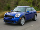 Images of MINI Cooper S Paceman All4 US-spec (R61) 2013