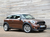 Images of MINI Cooper S Paceman (R61) 2013