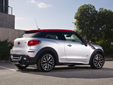 MINI John Cooper Works Paceman UK-spec (R61) 2013 images
