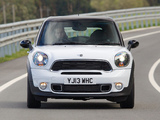 MINI Cooper S Paceman UK-spec (R61) 2013 images