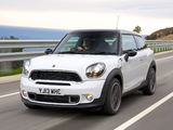 MINI Cooper S Paceman UK-spec (R61) 2013 pictures