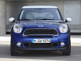 MINI Cooper S Paceman All4 (R61) 2013–14 pictures