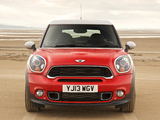 MINI Cooper S Paceman UK-spec (R61) 2013 wallpapers