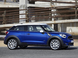MINI Cooper S Paceman All4 (R61) 2013–14 wallpapers