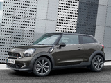 MINI Cooper S Paceman All4 (R61) 2014 photos