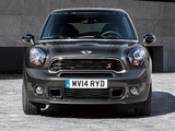 MINI Cooper S Paceman All4 (R61) 2014 pictures