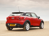 Photos of MINI Cooper S Paceman UK-spec (R61) 2013