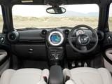 Photos of MINI Cooper SD Paceman All4 UK-spec (R61) 2013