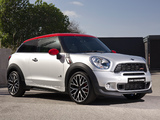 Photos of MINI John Cooper Works Paceman UK-spec (R61) 2013
