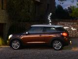 Photos of MINI Cooper S Paceman (R61) 2013