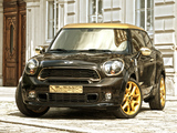 Photos of MINI Cooper S Paceman by Roberto Cavalli (R61) 2013