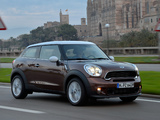 Pictures of MINI Cooper S Paceman (R61) 2013