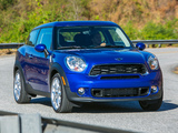 Pictures of MINI Cooper S Paceman All4 US-spec (R61) 2013
