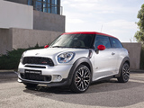 Pictures of MINI John Cooper Works Paceman UK-spec (R61) 2013