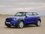 Wallpapers of MINI Cooper SD Paceman All4 UK-spec (R61) 2013
