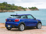 MINI Cooper S Paceman All4 US-spec (R61) 2013 wallpapers