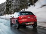 MINI Cooper D Paceman All4 (R61) 2013 wallpapers