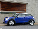 MINI Cooper S Paceman (R61) 2013 wallpapers