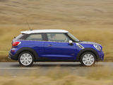 MINI Cooper SD Paceman All4 UK-spec (R61) 2013 wallpapers