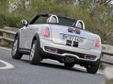 MINI Cooper S Roadster (R59) 2012 images