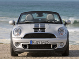 MINI Cooper S Roadster (R59) 2012 images