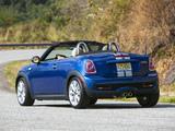 MINI Cooper S Roadster US-spec (R59) 2012 photos