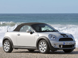 MINI Cooper S Roadster (R59) 2012 photos