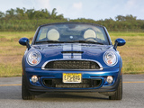 MINI Cooper S Roadster US-spec (R59) 2012 photos