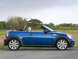 MINI Cooper S Roadster US-spec (R59) 2012 pictures