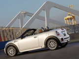MINI John Cooper Works Roadster (R59) 2012 pictures