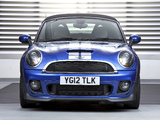 MINI Cooper SD Roadster UK-spec (R59) 2012 pictures