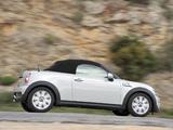 Photos of MINI Cooper S Roadster (R59) 2012