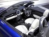 Photos of MINI Cooper SD Roadster UK-spec (R59) 2012