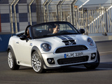 Pictures of MINI John Cooper Works Roadster (R59) 2012