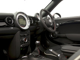 Pictures of MINI Cooper S Roadster UK-spec (R59) 2012