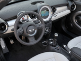 MINI Cooper S Roadster (R59) 2012 wallpapers