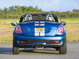 MINI Cooper S Roadster US-spec (R59) 2012 wallpapers