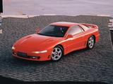 Mitsubishi 3000GT 1990–94 photos