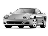 Mitsubishi 3000GT VR-4 1994–99 images