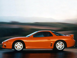 Mitsubishi 3000GT 1994–99 wallpapers
