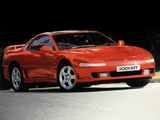 Photos of Mitsubishi 3000GT UK-spec 1990–94