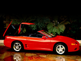 Photos of Mitsubishi 3000GT Spyder by ASC 1995–96