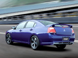 Mitsubishi 380 VRX (Series III) 2007–08 wallpapers